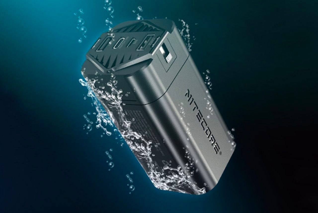 This Powerbank Performs In All Conditions at werd.com