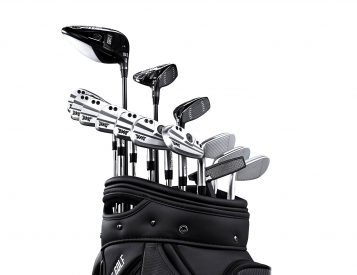 PXG Comes Out Swinging with Advanced GEN4 Club Set