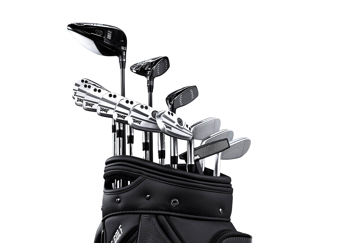 PXG Comes Out Swinging with Advanced GEN4 Club Set at werd.com