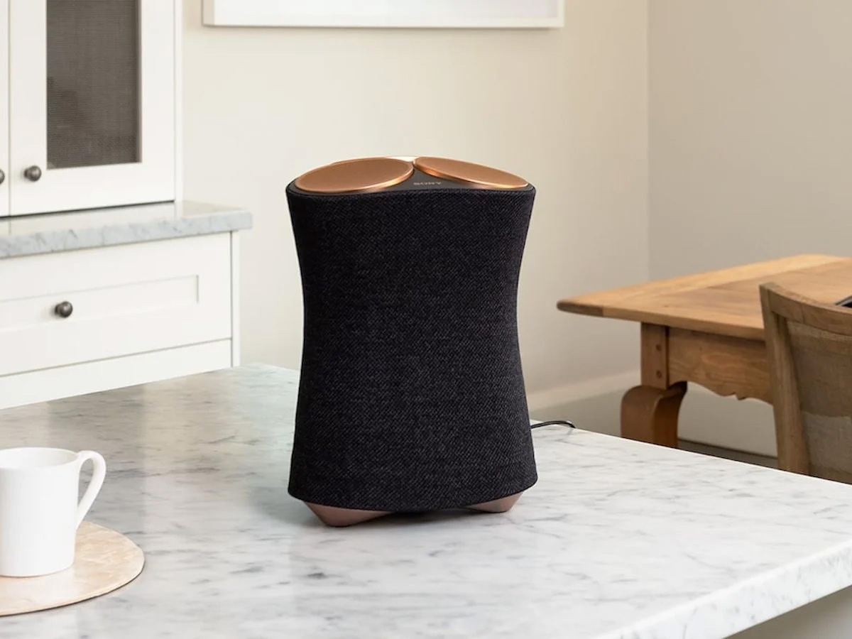 Sony Releases Its First 360 Reality Audio Speakers at werd.com