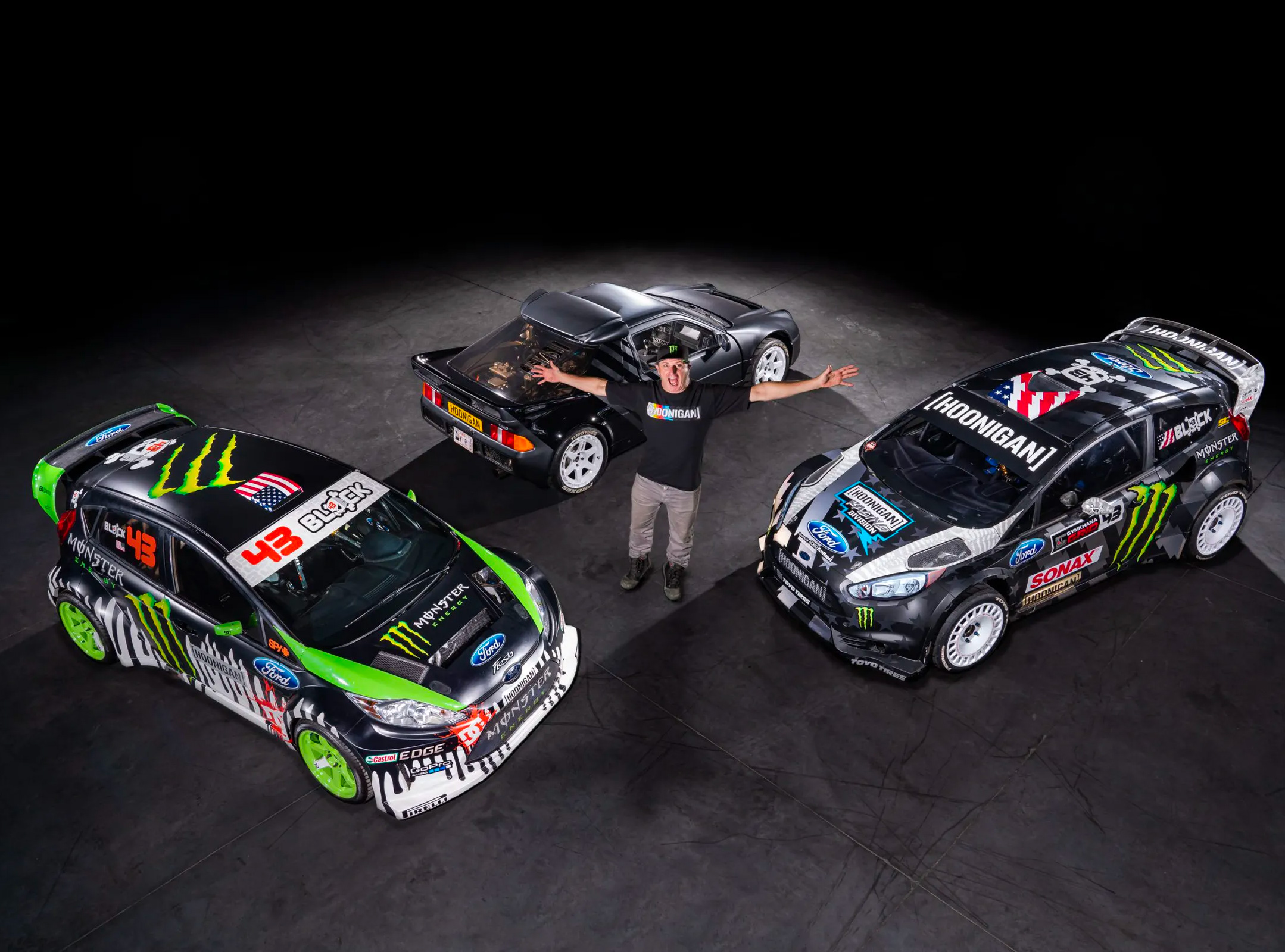 Live Out Your Drifting Dreams with a Ken Block Car at werd.com