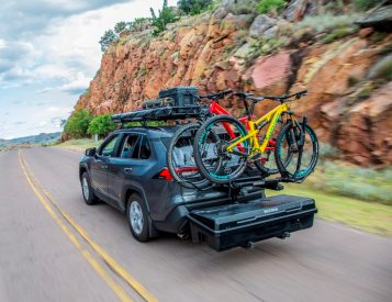 Carry It All On the Hitch with Yakima's EXO System