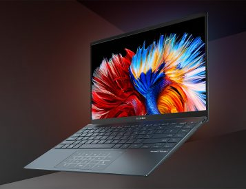 The New Asus Zenbook: OLED Display & Lighter Than Air