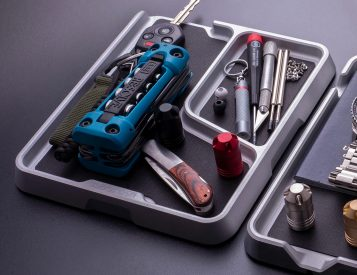 Keep Your EDC Arsenal in a Dango Tray