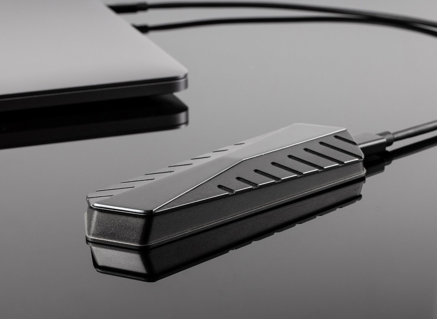 GigaDrive is the World's Fastest External SSD at werd.com