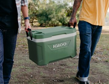 Igloo Cleans Up with 100% Recycled ECOCOOL Collection