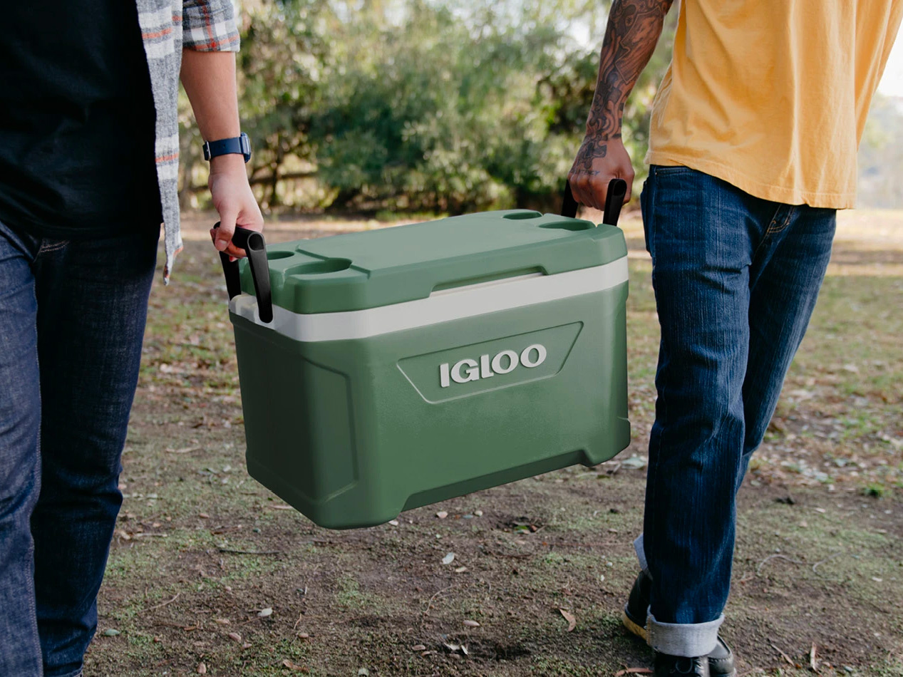 Igloo Cleans Up with 100% Recycled ECOCOOL Collection at werd.com