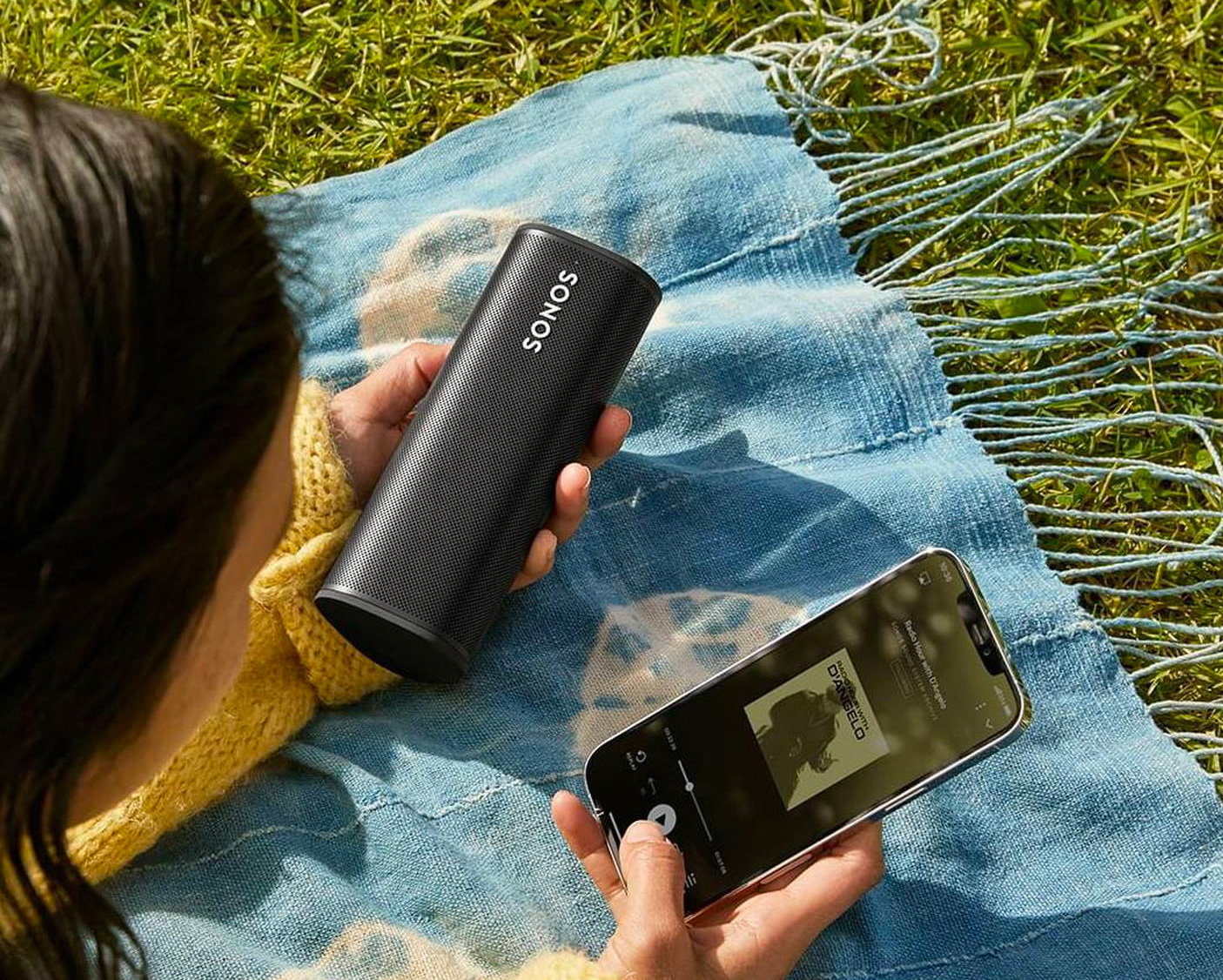 Bring SONOS Sounds Everywhere with the Roam Speaker at werd.com
