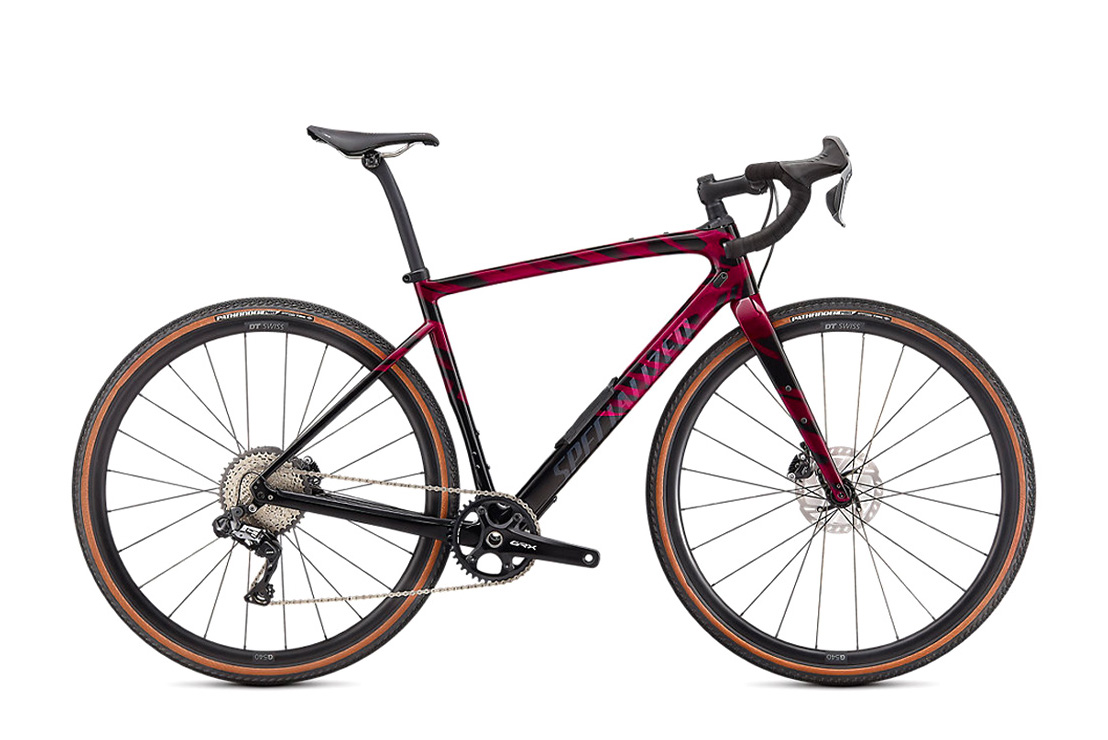 Specialized Rolls Out Its Best Gravelgrinder Yet: The Diverge Expert Carbon at werd.com