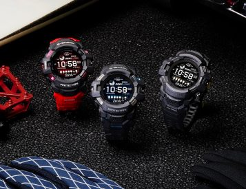 Casio's GSW-H1000 is the Smartest G-Shock Ever