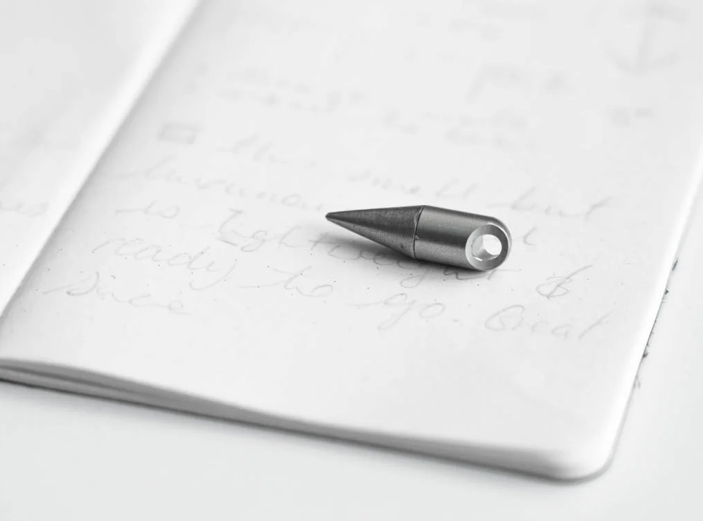 ForeverPen Might Be the Ultimate EDC Writing Tool at werd.com