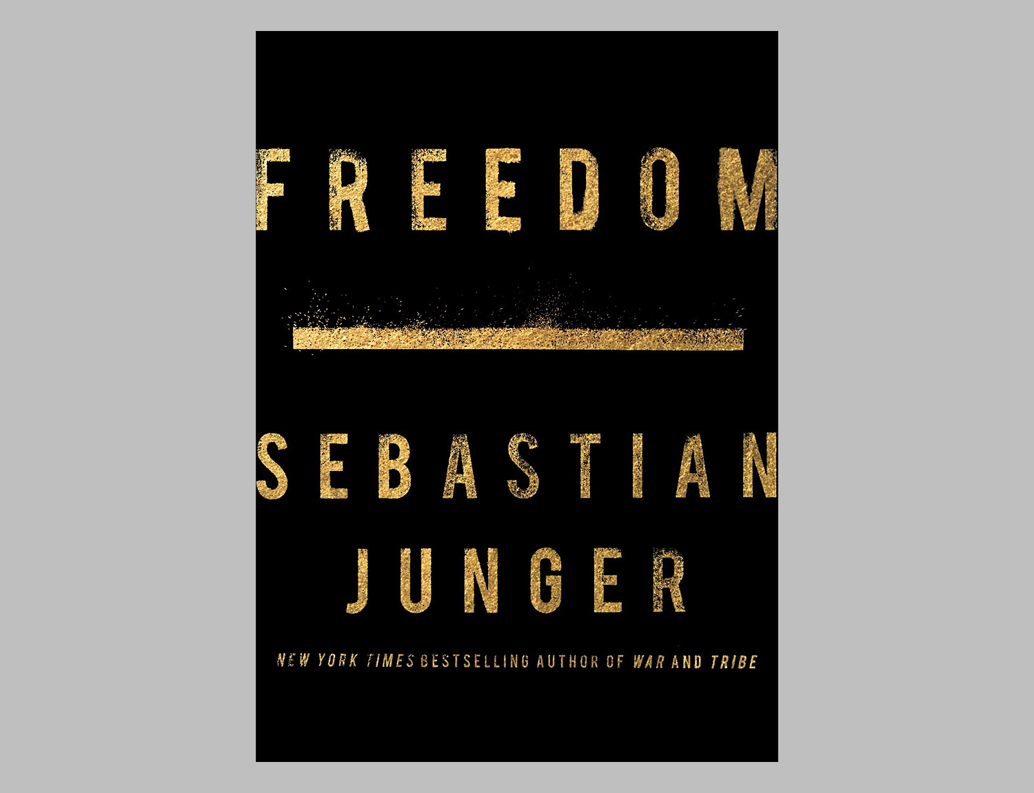 Freedom by Sebastian Junger at werd.com