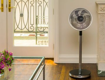 Keep Your Cool with the F5 Adjustable Fan from Objecto