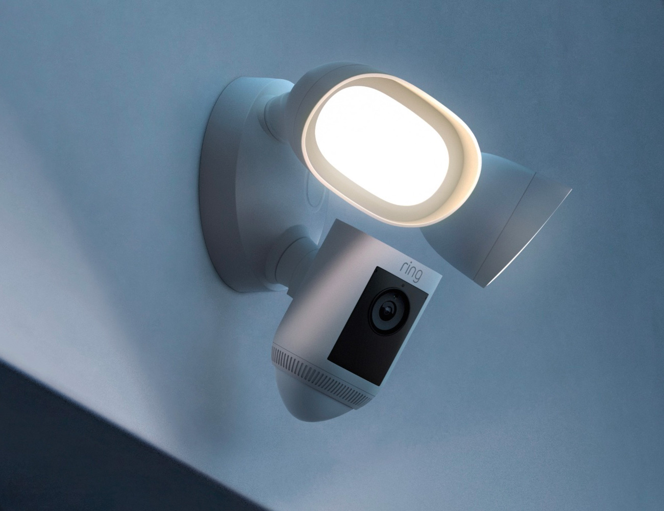 Upgrade Your Outdoor Security with Ring's Floodlight Cam Wired Pro at werd.com