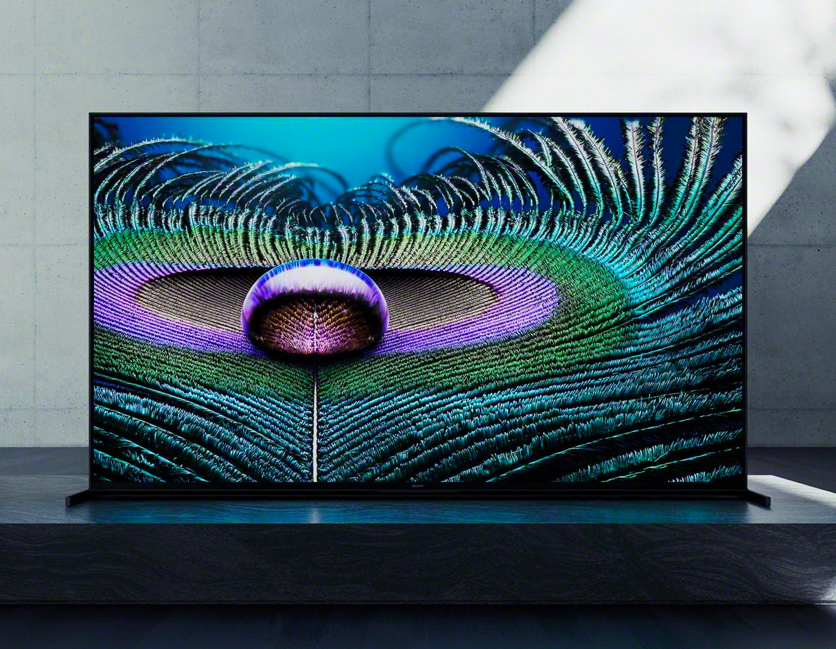 Smarter & Better Looking: Sony Introduces Bravia XR TVs at werd.com
