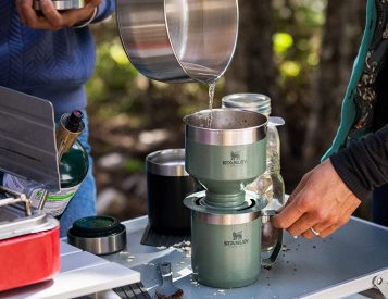 Drink a Better Brew: Stanley Camp Pour Over Set