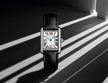 Cartier Introduces Solar-Powered Tank