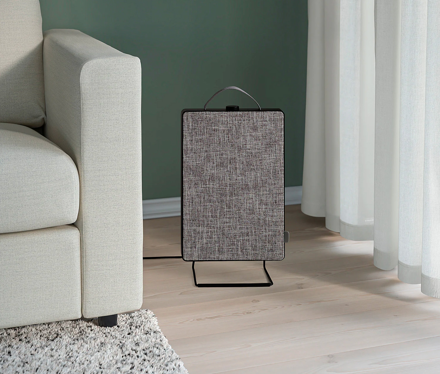 IKEA Introduces Compact Förnuftig Air Purifier at werd.com