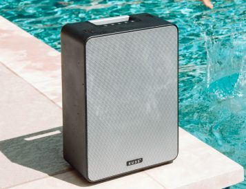 The Kube4 Speaker Delivers Big Sound Indoors & Out