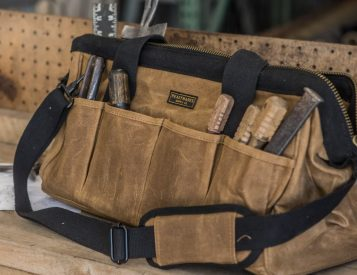 This Rugged Toolbag Carries All the Essentials