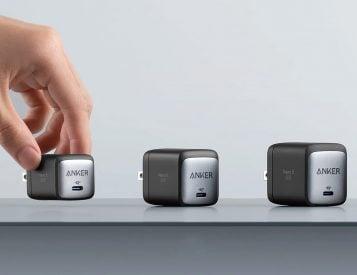Anker Nano II GaN Chargers: Small Is Powerful