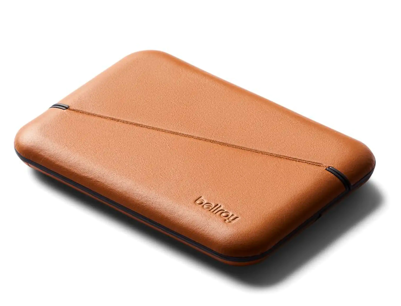 Magnets Make This Flip Case Wallet Irresistible at werd.com