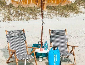 Soak Up the Sun in a Better Beach Chair