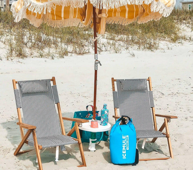 Soak Up the Sun in a Better Beach Chair at werd.com