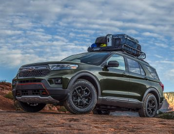 Ford Rolls Out 2021 Explorer Timberline Edition