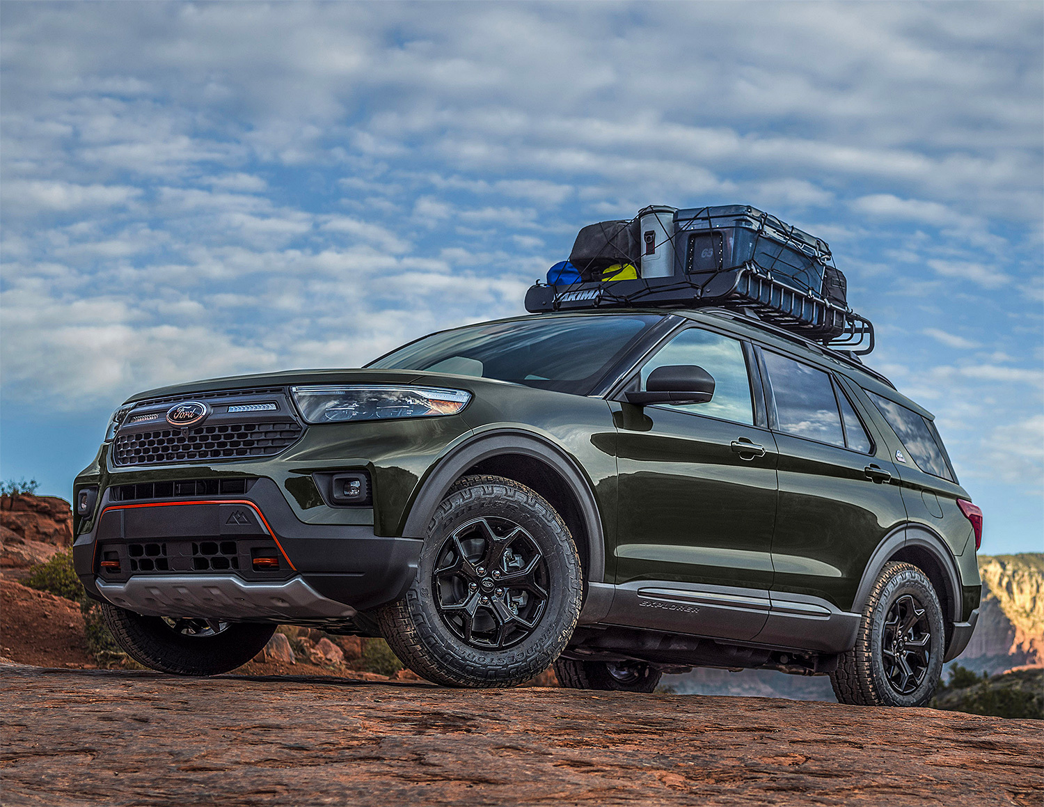 Ford Rolls Out 2021 Explorer Timberline Edition at werd.com