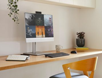 HP's EliteOne 800 G8 is a Solid iMac Alternative