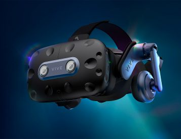 HTC's Vive Pro 2 Gives You PC VR in 5K