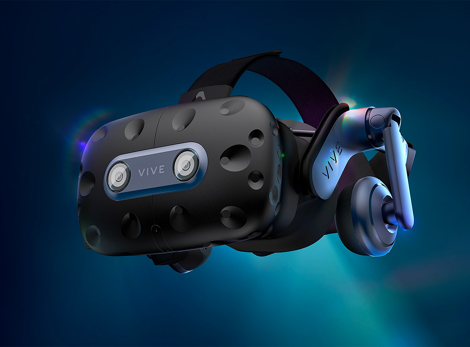 HTC's Vive Pro 2 Gives You PC VR in 5K at werd.com
