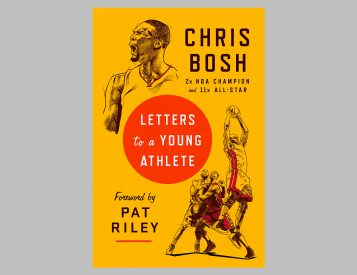 Letters to a Young Athlete by NBA Icon Chris Bosh