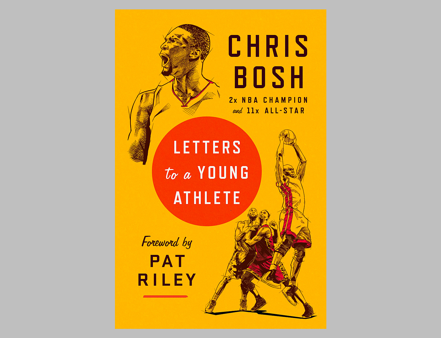 Letters to a Young Athlete by NBA Icon Chris Bosh at werd.com