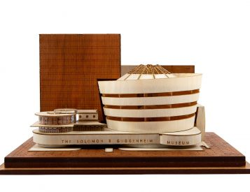 Build Something Iconic with these Architectural Model Kits