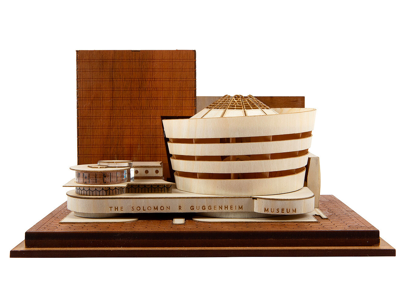 Build Something Iconic with these Architectural Model Kits at werd.com
