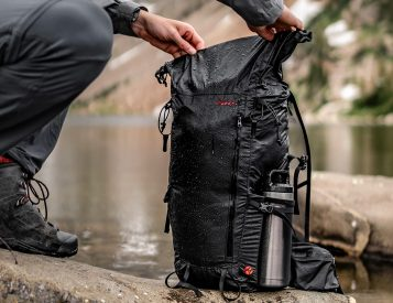 Hike Through Any Weather with Matador's Freerain32