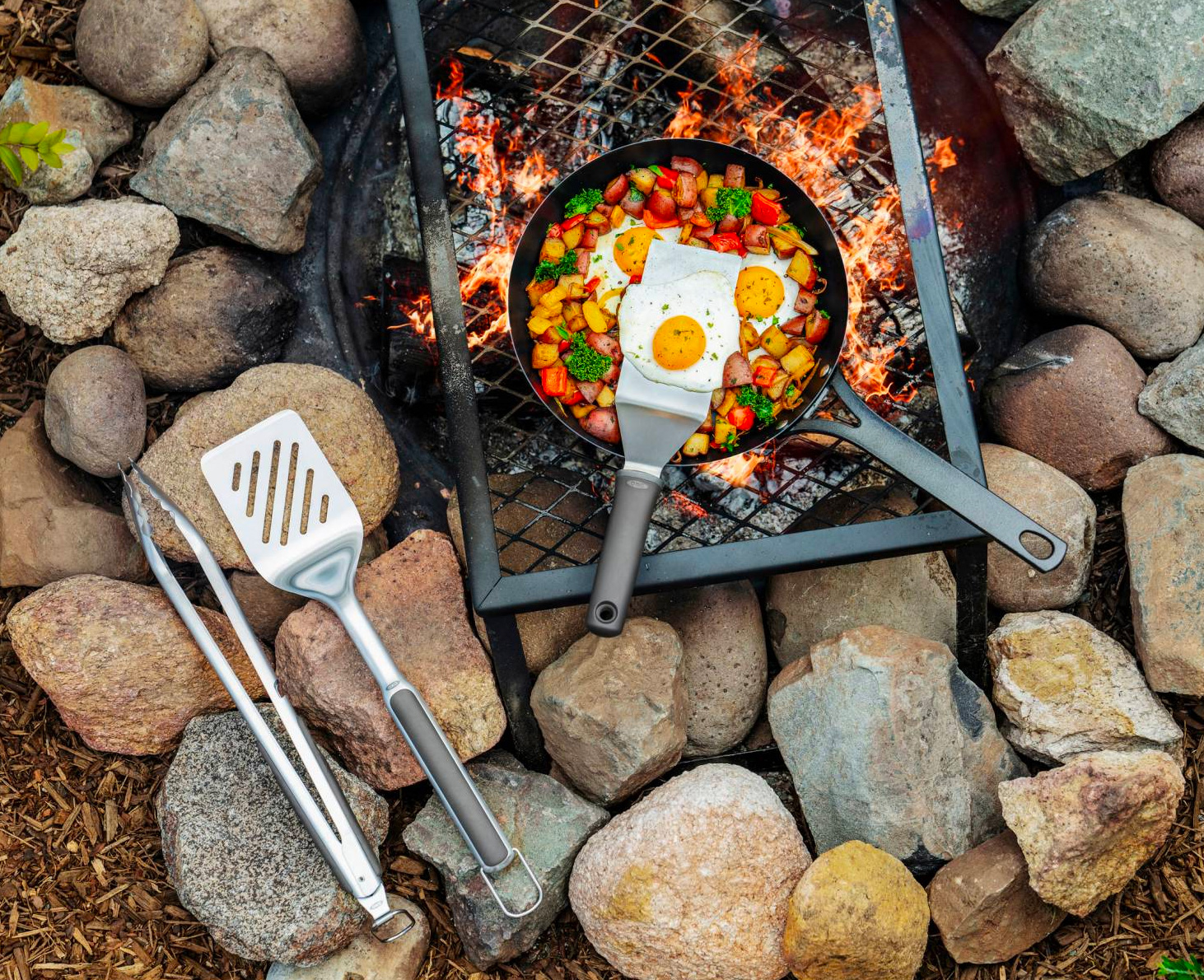 OXO Outdoor Keeps You Kitted for Grilling Season at werd.com