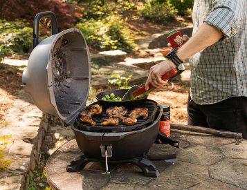 Take Your Smoke Show on the Road with the PKGo Grill