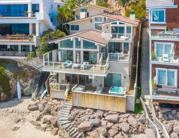 Steve McQueen's Malibu Beach House Could Now Be Yours