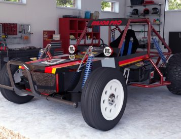 This is a Tamiya Off-Roader You Can Actually Drive