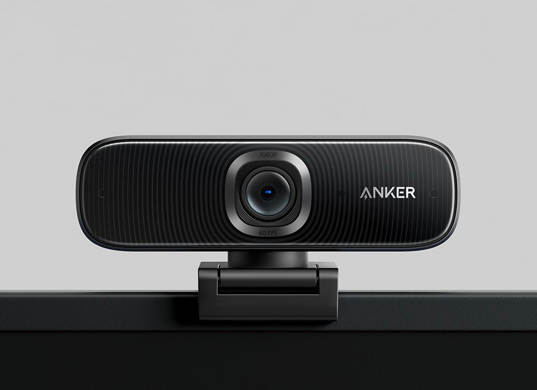 Zoom Like a Pro with Anker's PowerConf C300 Webcam at werd.com