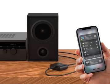 The Belkin Soundform Connect Dongle Gives Your Speaker AirPlay 2 Ability