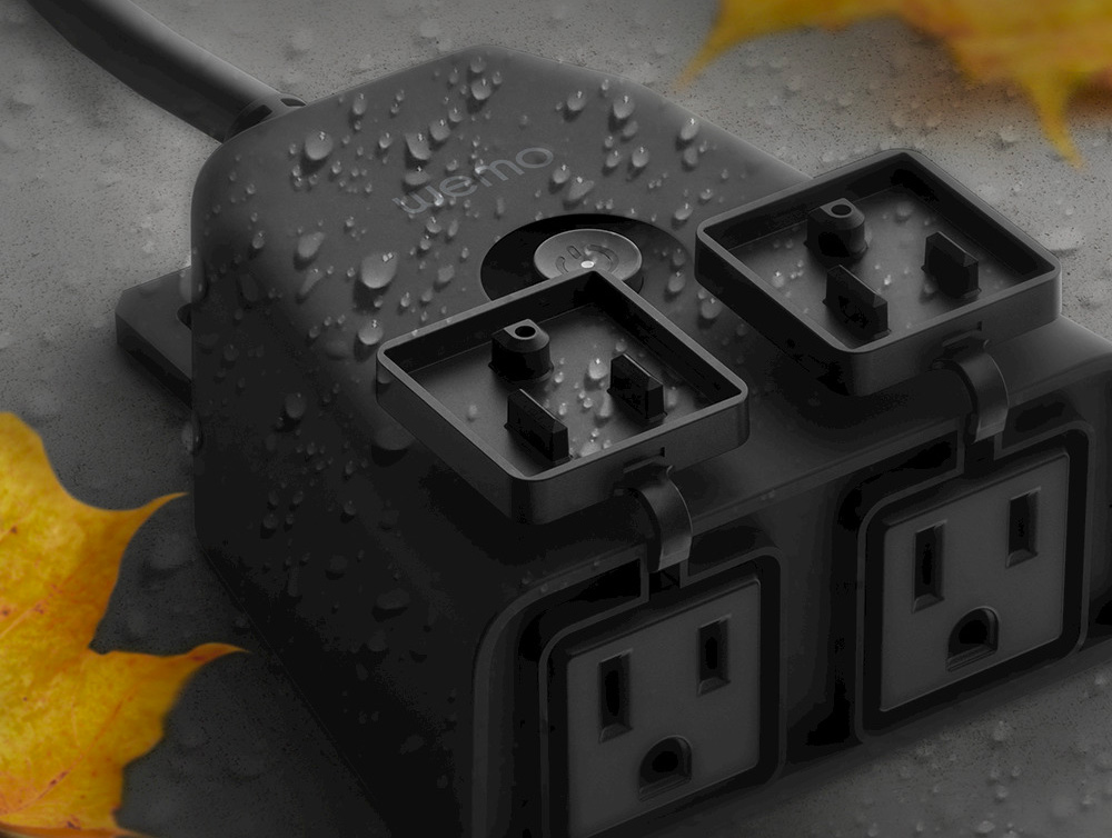 This All-Weather Smart Plug from D-Link Takes Voice Control Outdoors at werd.com
