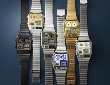 Citizen & <i>Star Wars</i> Announce 6 New Ana-Digi Watches