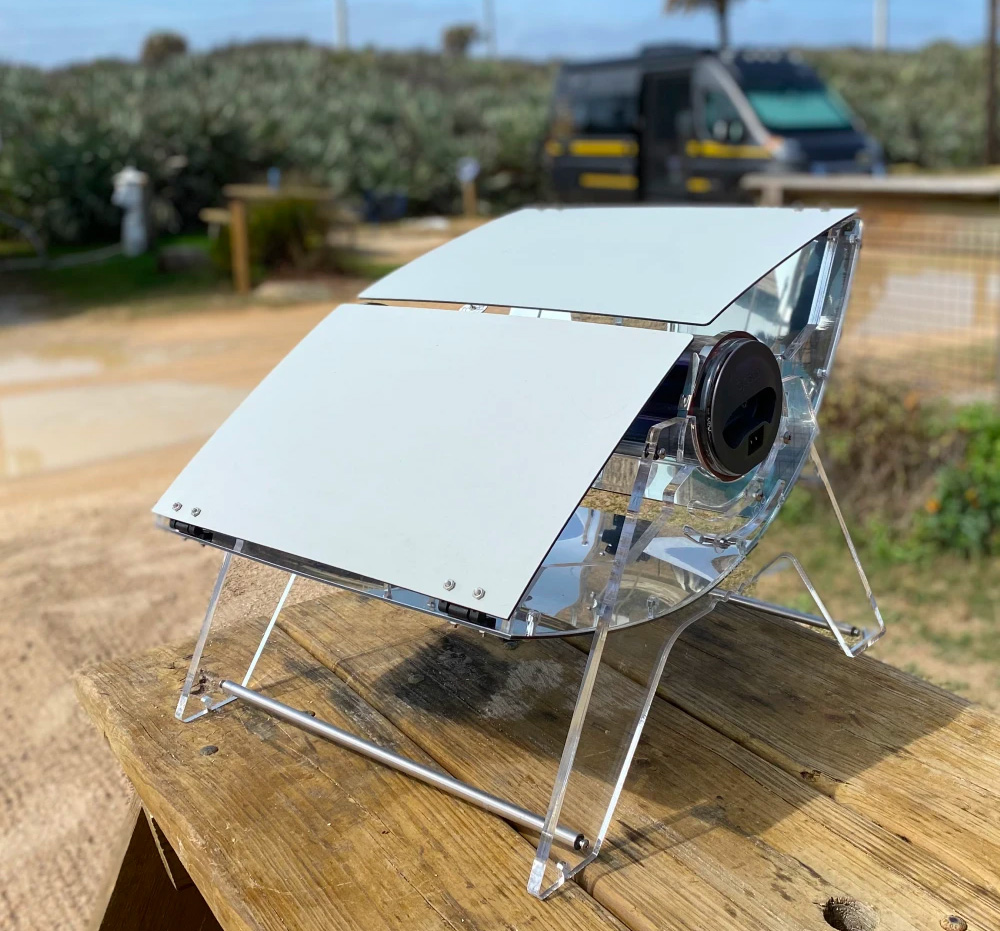 GoSun Sizzle is the World's Fastest Solar Oven at werd.com