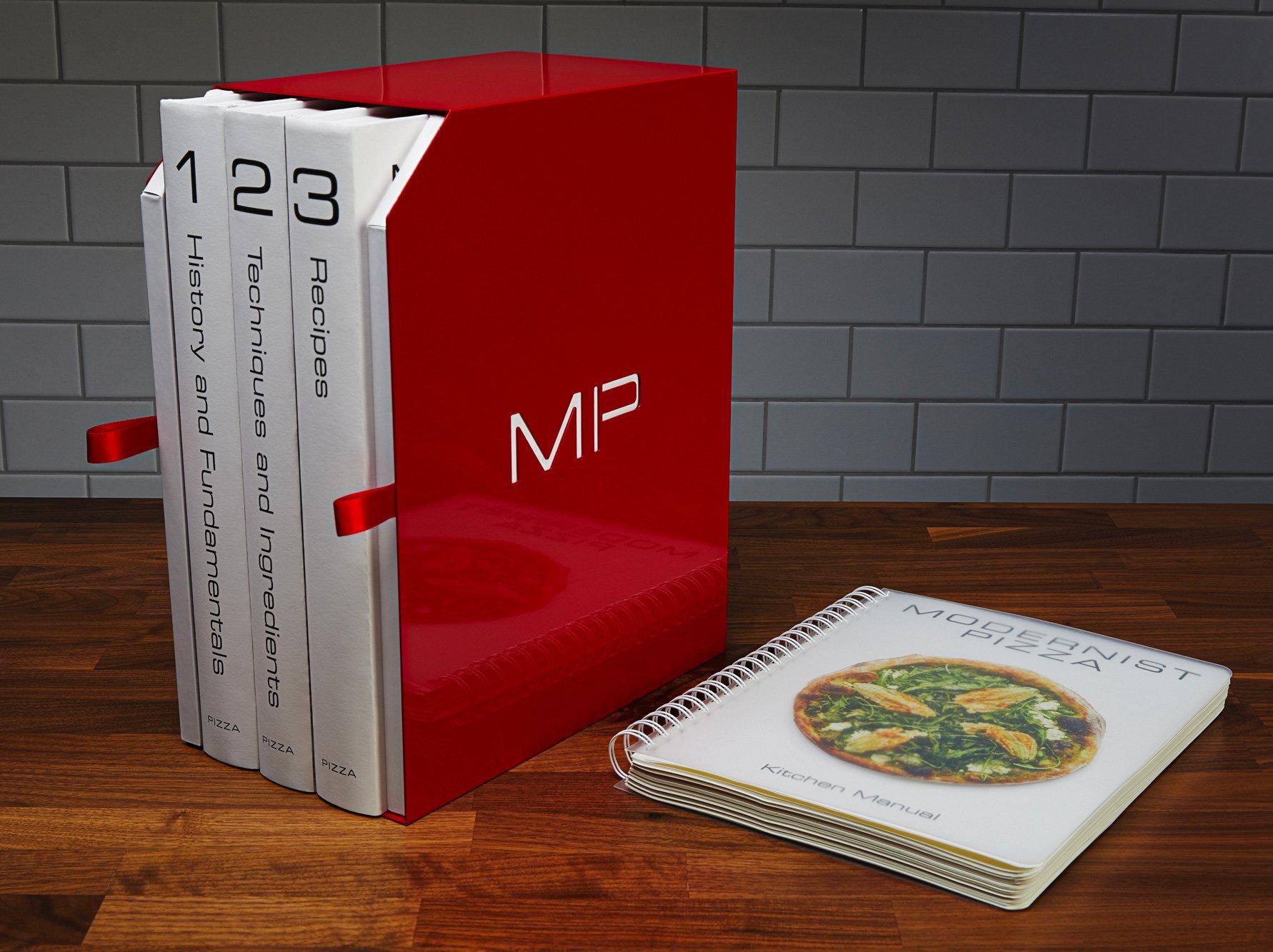 Modernist Pizza at werd.com