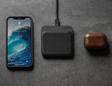 A Proper Wireless Charge: Nomad Base Station Mini