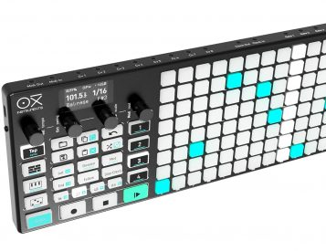 Create Your Own Soundtrack with the Wireless OXI ONE Sequencer